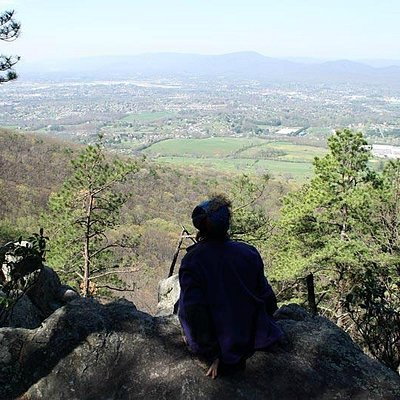 View from Buzzards Rock