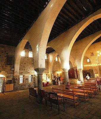 Mar Petyun Assyrian Catholic Church interior