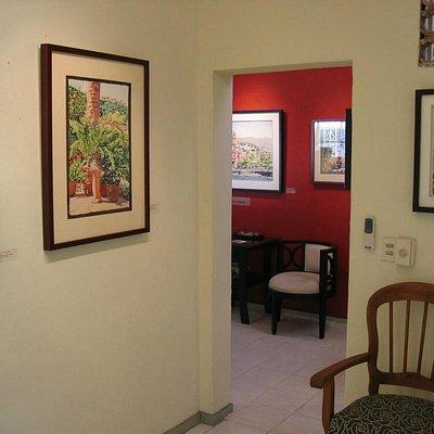 Interior snapshot
