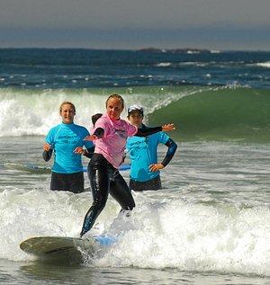Surf's Up!