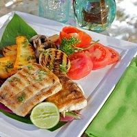 Mahi Mahi local fish