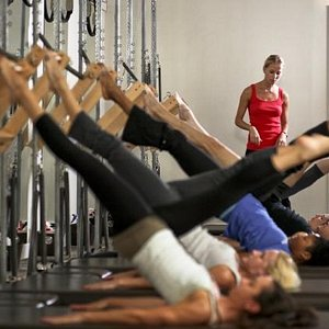 Uptown Pilates Westside in Action!