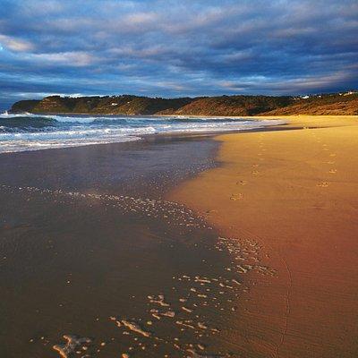 Sunrise at Dudley Beach