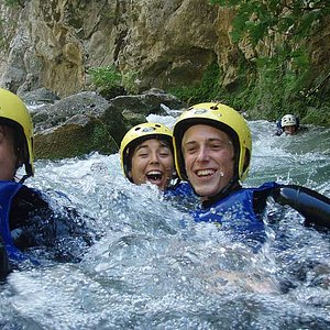 Canyoning tour - River Cetina