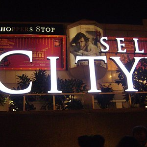 Signboard of SelectCity