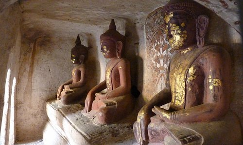 bouddha labyrinthe