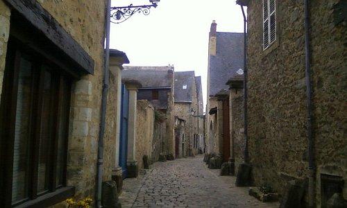 Atmosphère vieille ville