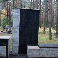 Metsakalmistu forest cemetery