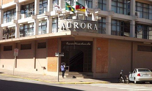 Entrada... Aurora
