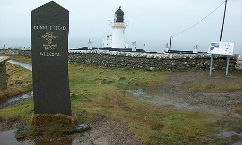 lighthouse & stele