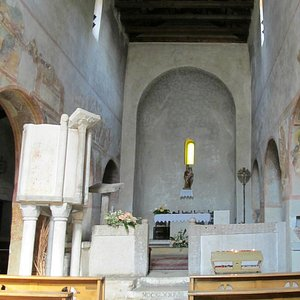 Chiesa Santa Maria Assunta - Kircheninneres