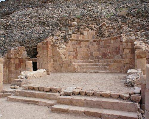 Ancient Byzantine monastery
