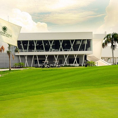 Gran Coyote Golf Clubhouse (formerly Grand Coral Golf Riviera Maya)