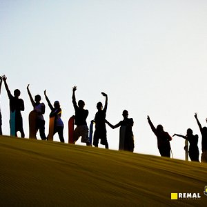 Sandboarding Cairo, Qattaniya Dunes