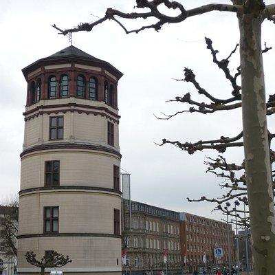Schlossturm Düsseldorf - Schifffahrtmuseum