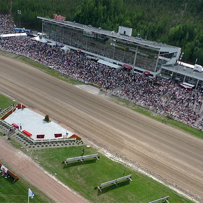 Teivo holds race meetings every Tuesday year round