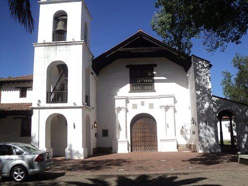 Vista de la Iglesia San Francisco - Santa Fe