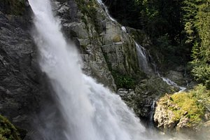 Val di Genova - Cascata Lares bassa