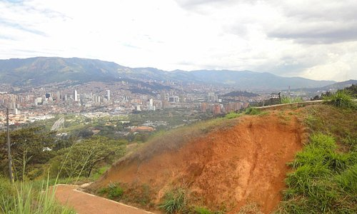 On top of Cerro Volador