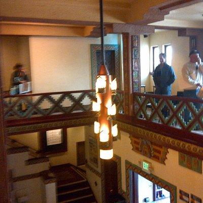 Mayan Lobby