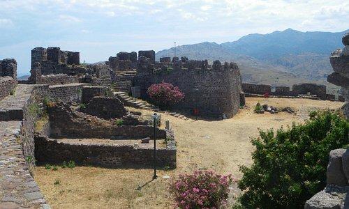 Molivos Castle - Μήθυμνα, Ελλάδα