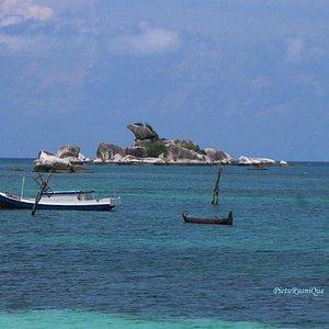 Batu Garuda from Tanjung Kelayang