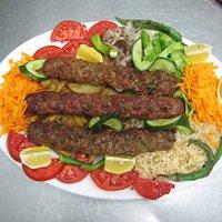 adana kebab ( family size )
