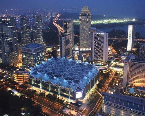 Suntec Singapore International Convention & Exhibition Centre