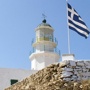 Armenistis Lighthouse - Mykonos
