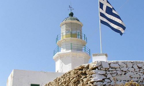 Armenistis Lighthouse - Mykonos