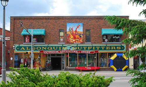 Algonquin Outfitters - Historic Huntsville store