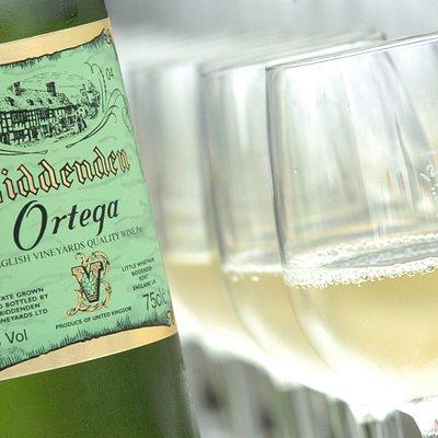 Biddenden Ortega - Biddenden's signature wine, English wine of the Year, Best Kent wine