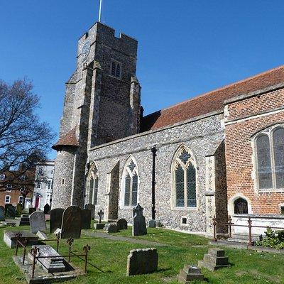 St Dunstan's Church, Canterbury