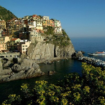 Manarola, home of Arbaspàa