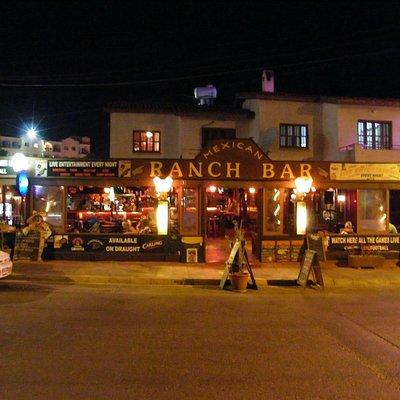 The Ranch Bar - Pernera, Cyprus