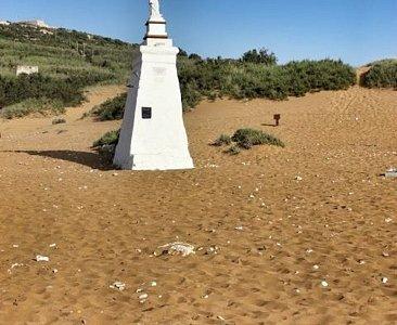dommage qu il y ait autant de cailloux ds le sable.
