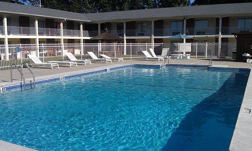 Newly redone pool