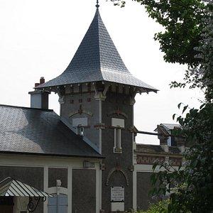 Maison Ravel, vue de la rue