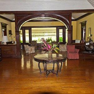 Interior of house 2