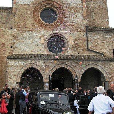 Abbazia Santa Maria di Propezzano - esterno
