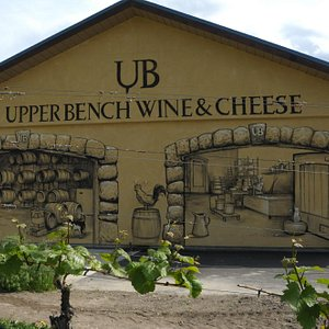 Upper bench's North wall mural by Johann Wessels