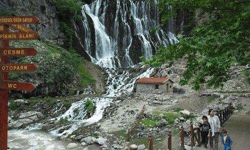 kapizbasi waterfall