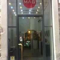 Entrata della galleria MAG
