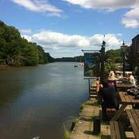 View from The Malsters Arms