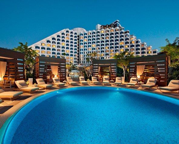 burswood casino perth accommodation