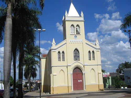 Igreja de Nossa Senhora do Rosário, Uberlândia, MG