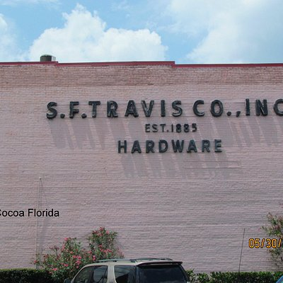The old hardware store