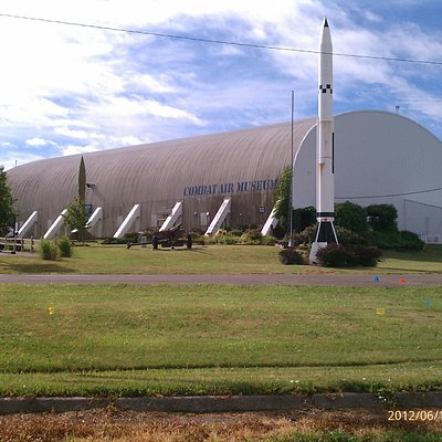 Combat Air Museum Hangar 602