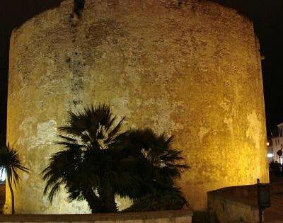 torre san giovanni de noche