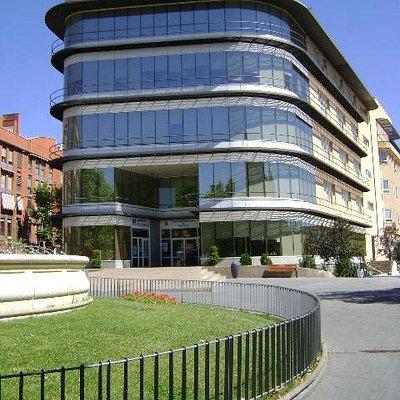 Biblioteca Municipal de Móstoles, Madrid.
